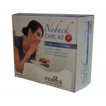 Kit di pulizia e protezione Pelle Scamosciata/Nabuk - Aniline