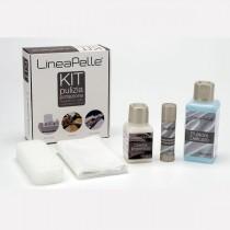 Kit di pulizia e protezione Pelle